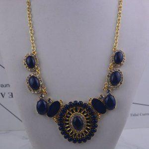 Kate Spade Sparkling Diamond Enamel Necklace